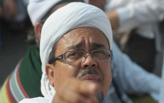 Habib Rizieq Minta Kasusnya Dihentikan