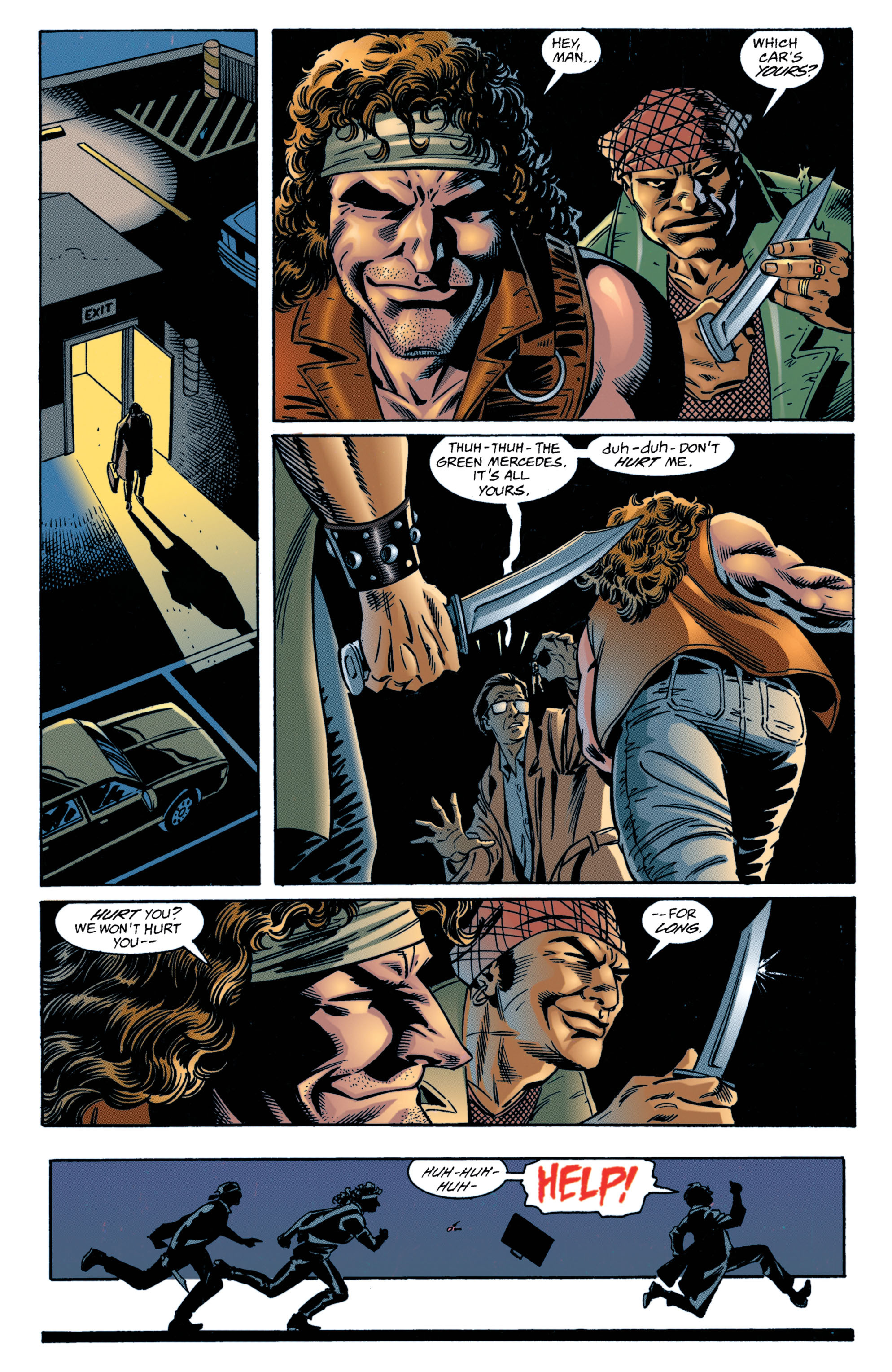 Detective Comics (1937) 703 Page 18