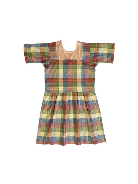 Ace & Jig Paz Dress in Madras