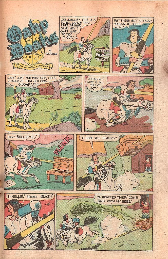 Read online Famous Funnies comic -  Issue #174 - 43