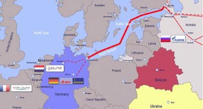 """США предупредили немецкие компании о возможных санкциях за участие в строительстве """"потоков"""""""