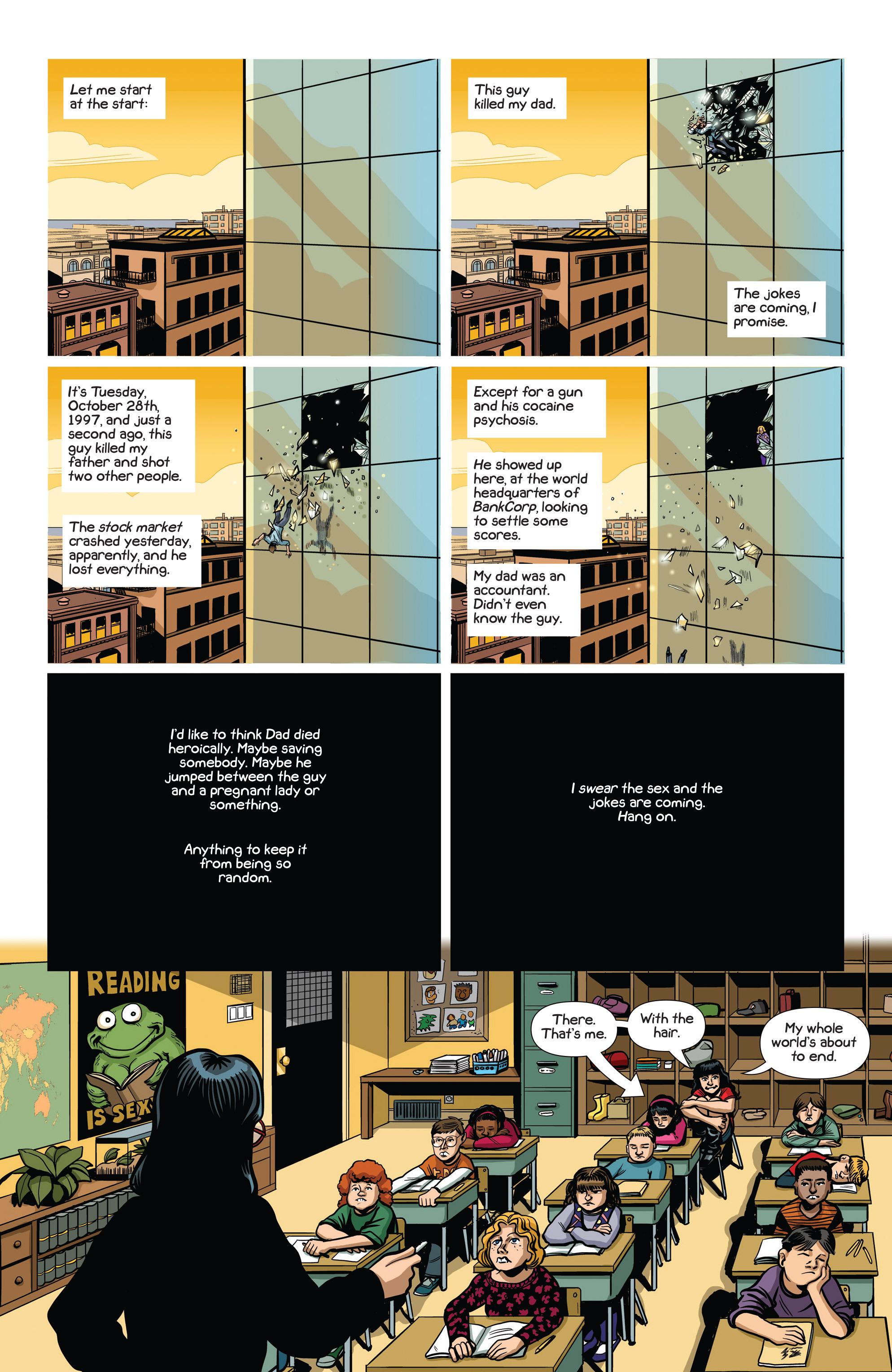 Read online Sex Criminals comic -  Issue # _TPB 1 - 8