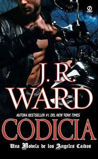 Resultado de imagen para Codicia - J. R. Ward
