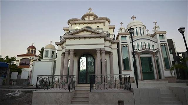 VIDEO: Las colosales y lujosas tumbas blindadas del Cártel de Sinaloa que valen hasta 10 millones de pesos