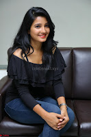 Deepthi Shetty looks super cute in off shoulder top and jeans ~  Exclusive 35.JPG