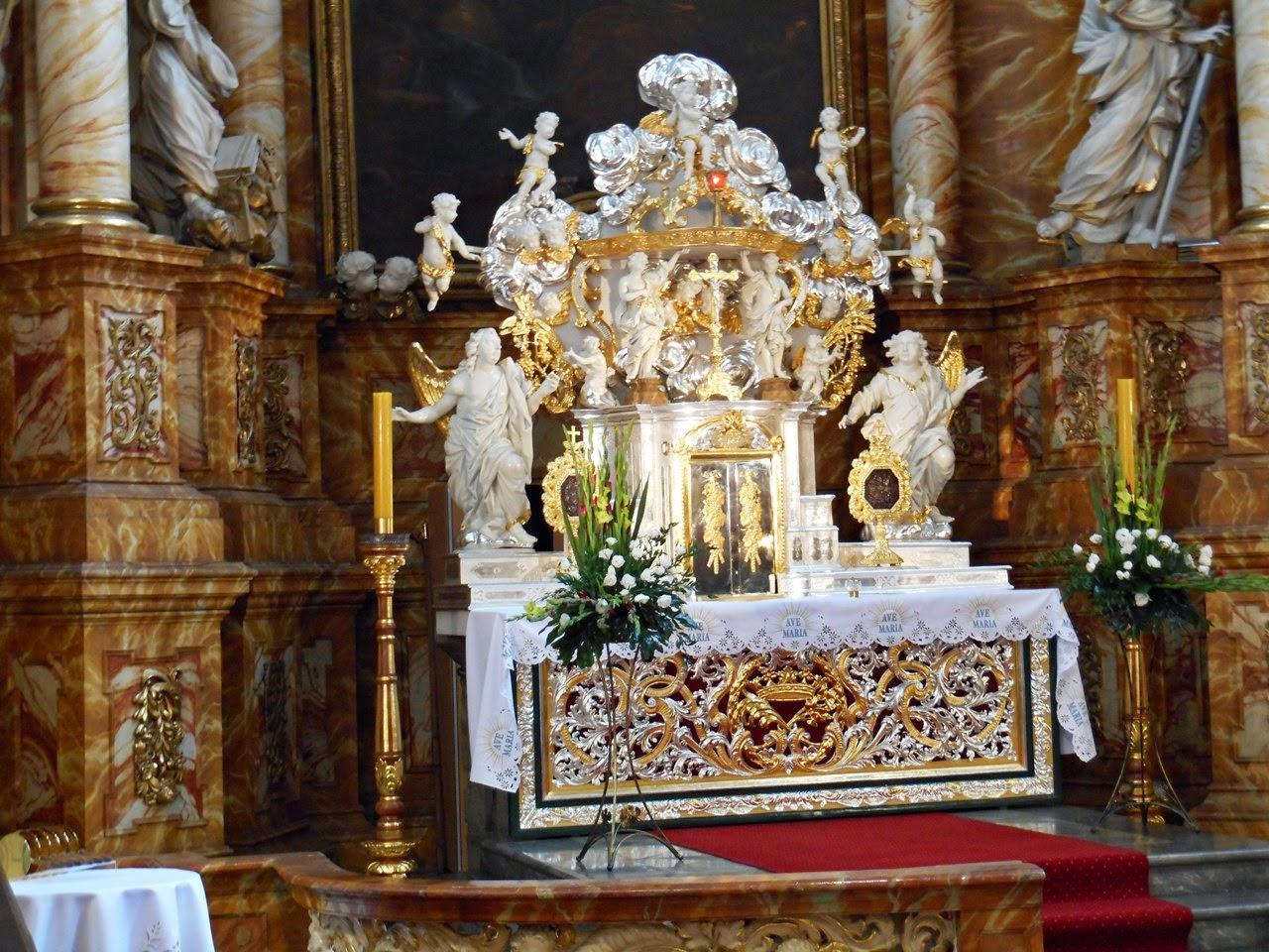 figury, świeczniki, rzeźby, religia