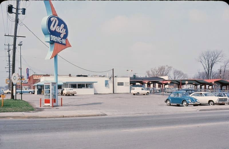 Daly Drive In