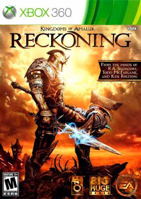 Kingdoms of Amalur: Reckoning Legendado PT-BR (JTAG/RGH) Xbox 360 Torrent