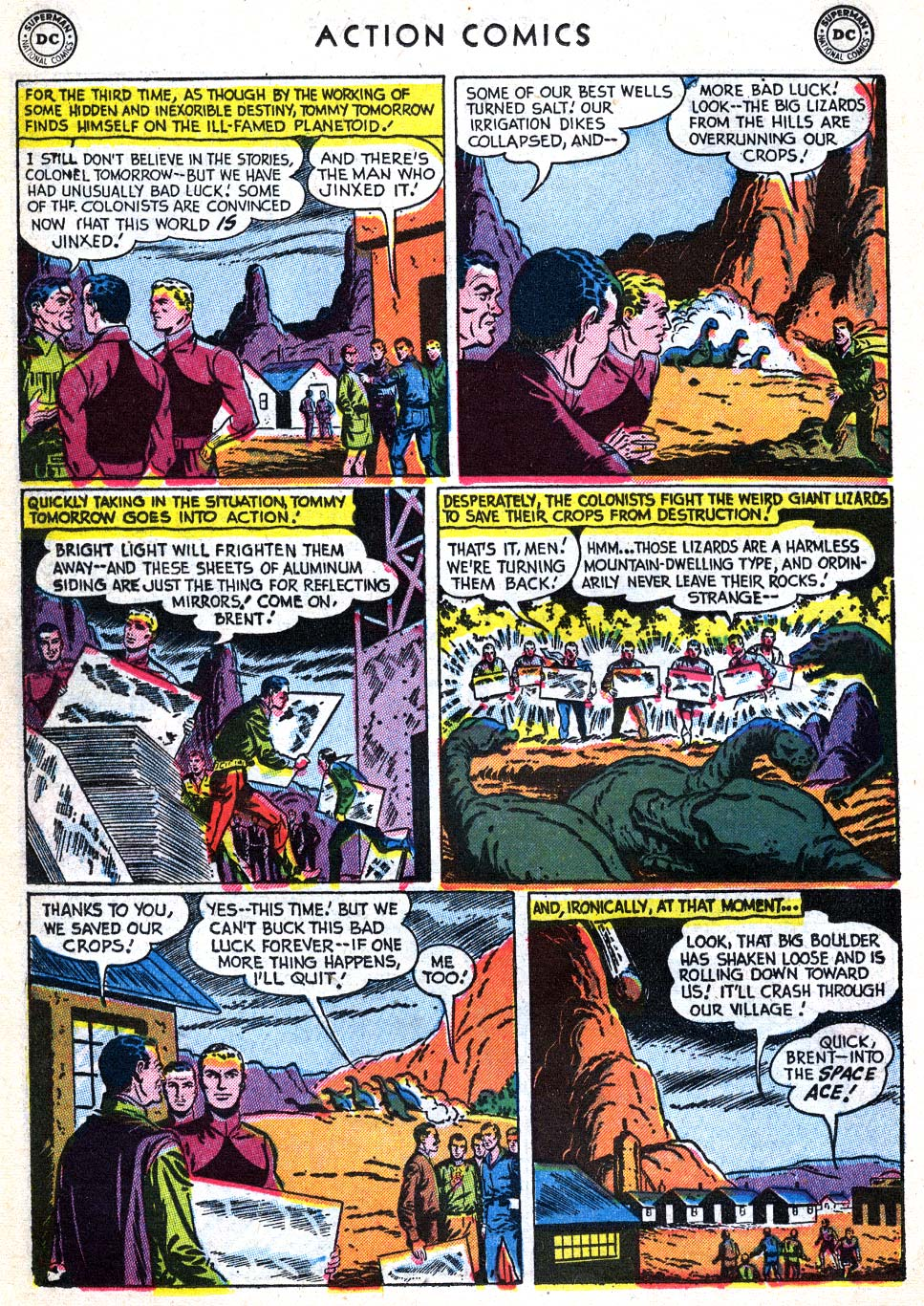 Action Comics (1938) 182 Page 27