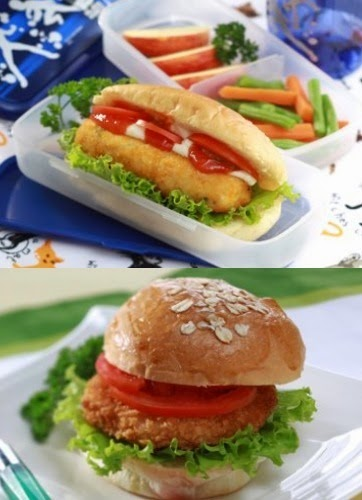 Resep Membuat Hotdog Ayam Sederhana