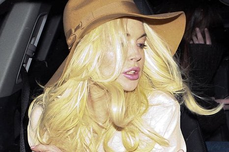 Celebrity SPICE: Lindsay Lohan ::Leaked Playboy cover