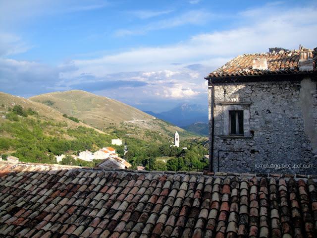 Sextantio Albergo Diffuso, Abruzzo