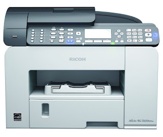 Ricoh Aficio SG 3110SFNw Drivers Download
