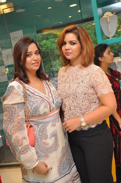 Anubha Dawar and Nagina Singh