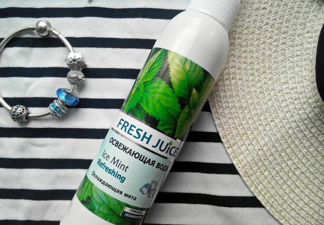 Освежающая вода Fresh Juice