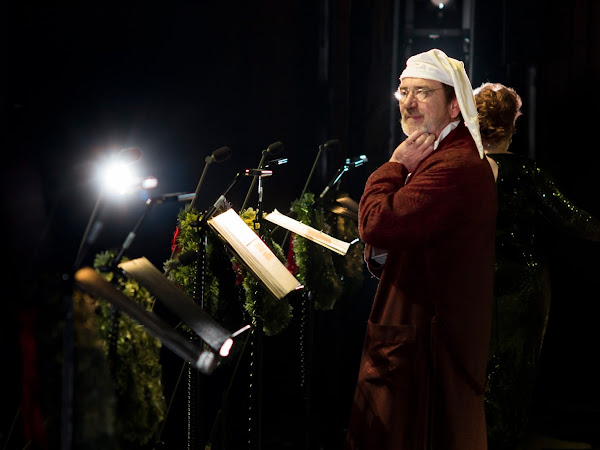 A Christmas Carol (LMTO), Lyceum Theatre | Review
