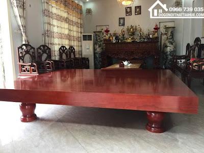 Ván ngựa nguyên tấm giá tốt - Đồ gỗ nội thất tại Huế