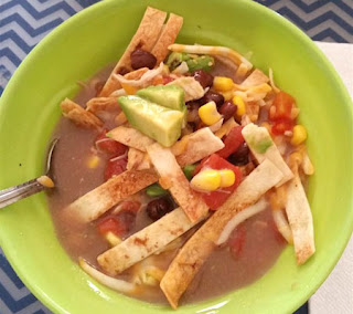 Six Can Chicken Tortilla Soup Recipe