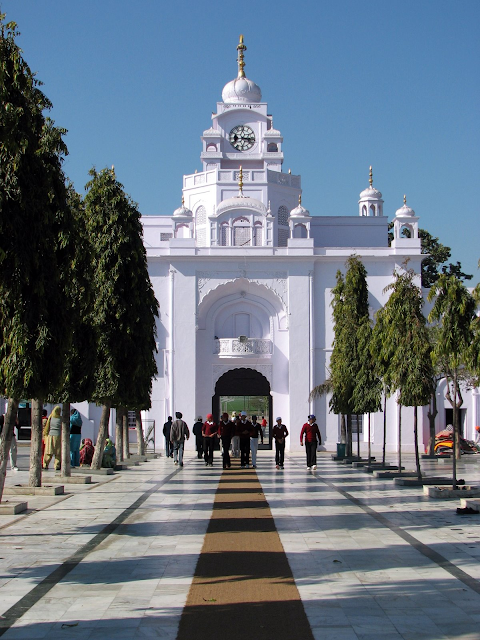 Historical Gurudwara Sikh Temple Fatehgarh Sahib Punjab Wallpaper Photo & Pics