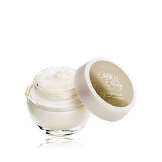 Oriflame Κρέμα Νύχτας Milk & Honey Gold 50ml