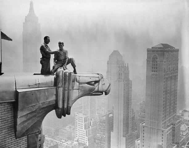 Chrysler Building Wikipedia: Beto Tozzi: Edward, Um Arquiteto Cheio De Sonhos E Projetos