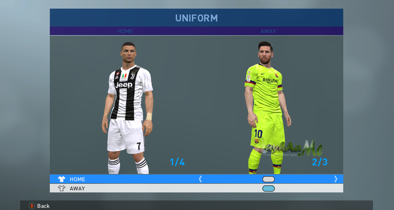 Patch PES 2017 Summer Transfer 2018-2019