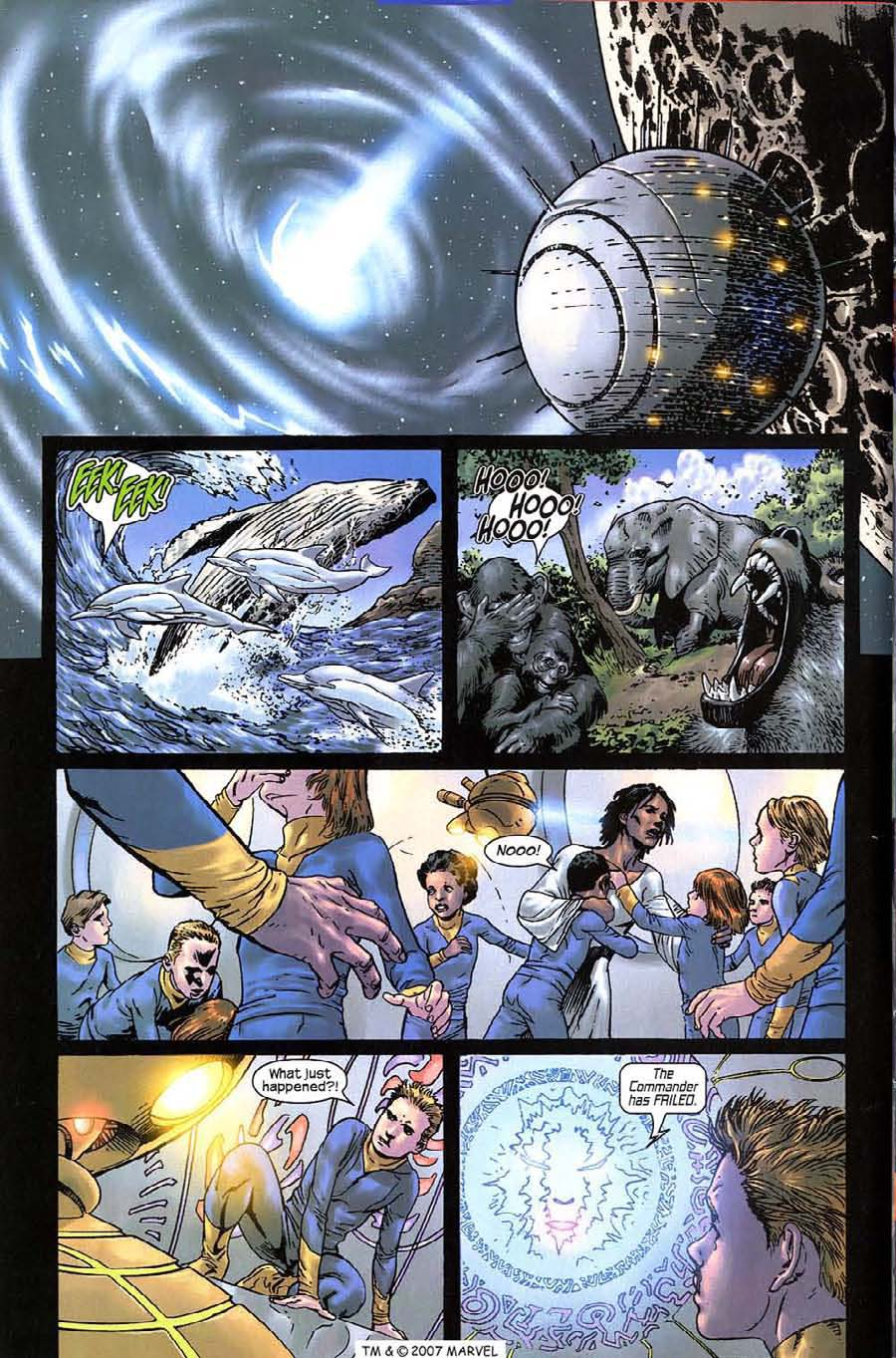 Read online Silver Surfer (2003) comic -  Issue #11 - 8