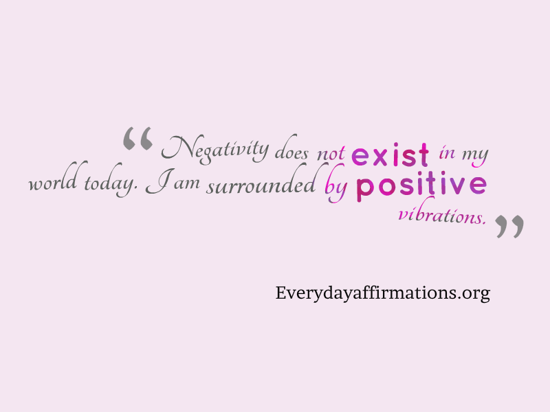 Positive Affirmations, Daily Affirmations 2014