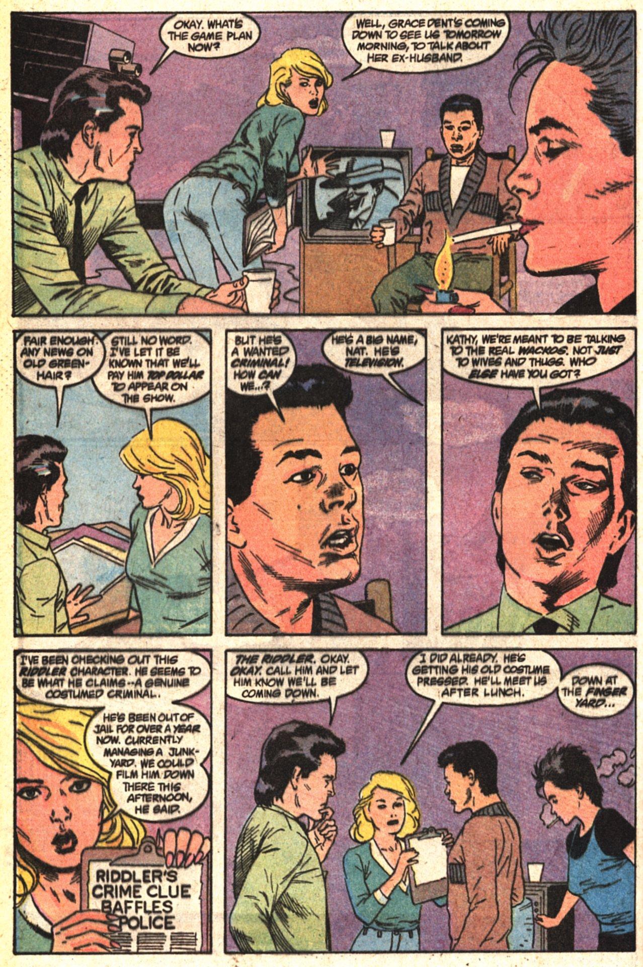 Read online Secret Origins (1986) comic -  Issue # _Special 1 - 27