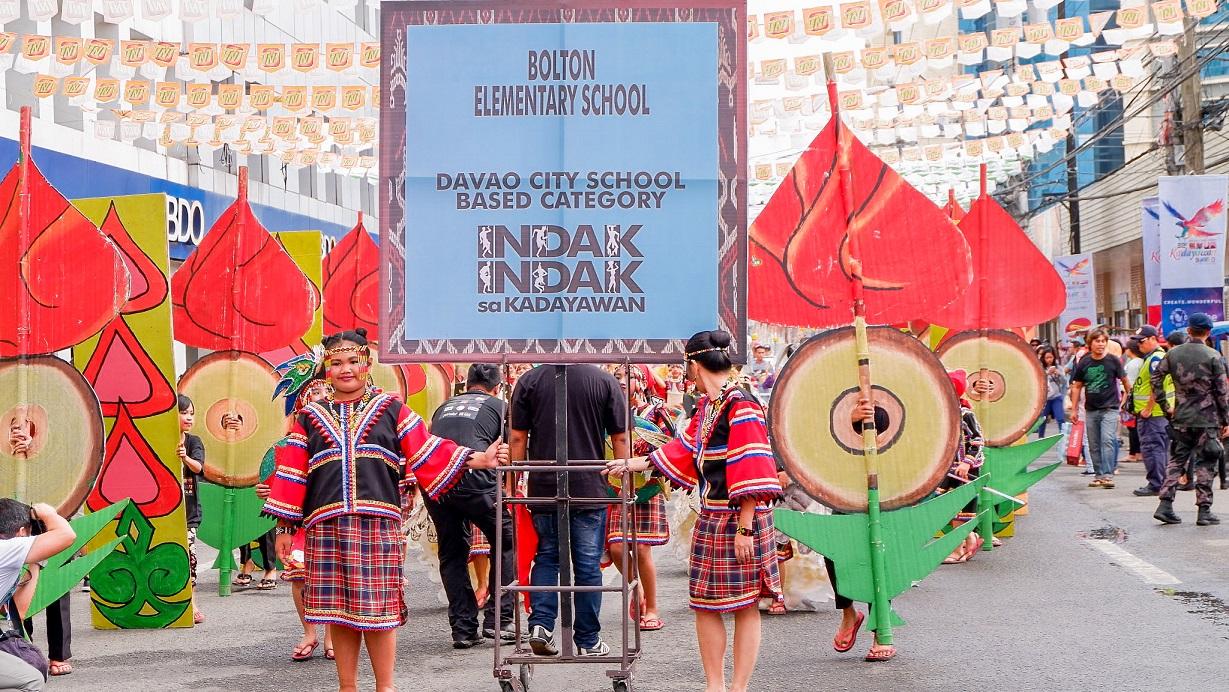 Davao Kadayawan Festival 2017