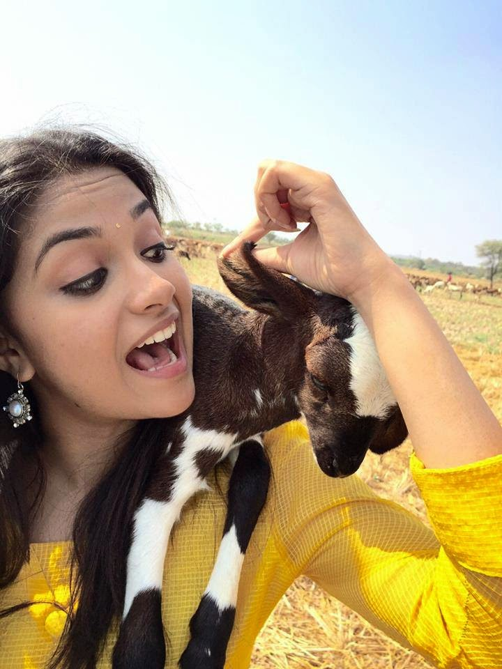 Funny Wallpapers With Quotes In Telugu Keerthi Suresh Latest Stills Indian Girls Villa Celebs