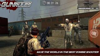 Gun Rules : Warrior Battlegrounds Fire Mod