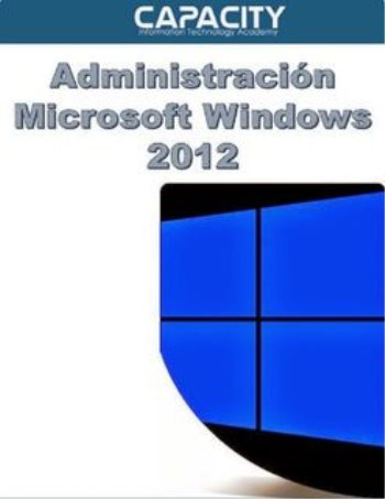 Capacity: Administración Microsoft Windows 2012