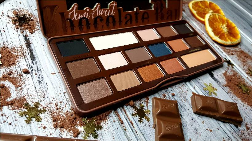 Too Faced Chocolate Bar, Semi Sweet