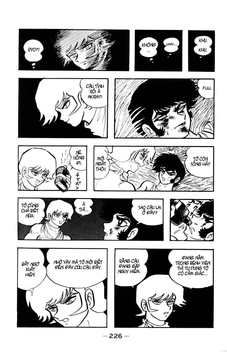 DevilMan chapter 9.2 trang 12
