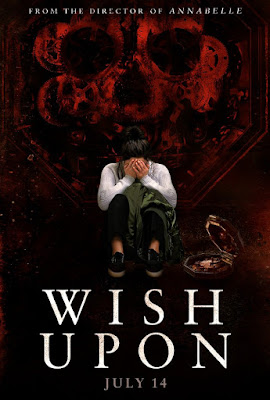 Wish Upon, 2017 movie poster