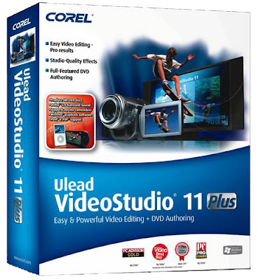Ulead videoostadio 11 plus