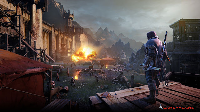 Middle Earth Shadow of Mordor Gameplay Screenshot 5
