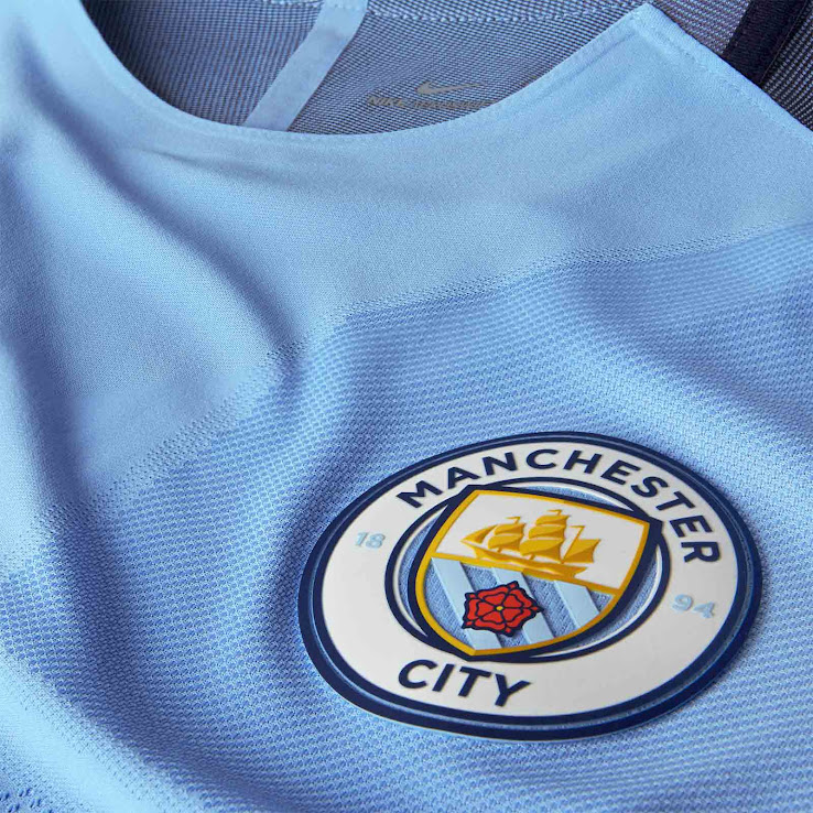 389bb35b Manchester City 16-17 Home Kit Released - Footy Headlines