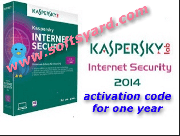 Kaspersky internet security 2014 activation code for free for one year