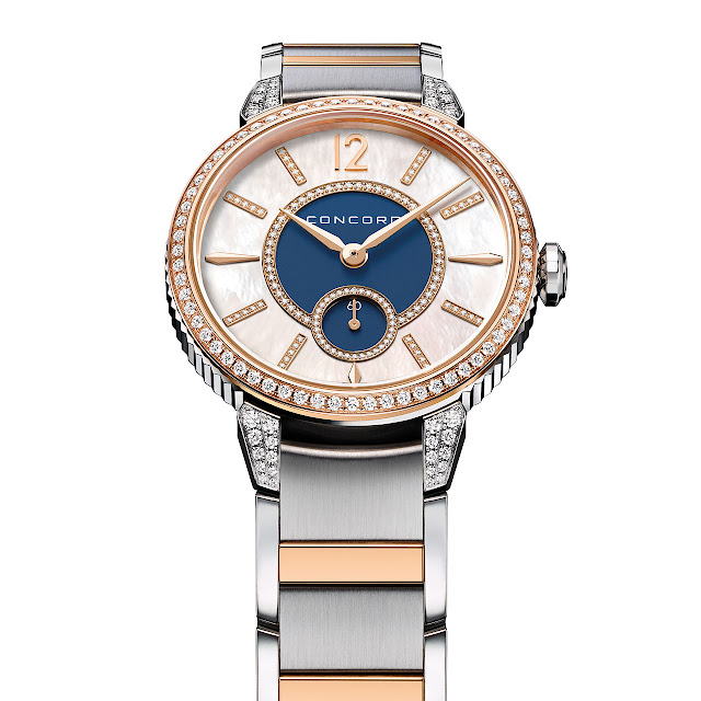 Concord Impressario Lady Small Seconds Watch