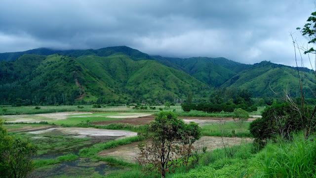 Zambales landscape