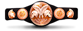 copper wwe tag team title penny belt trojan championship