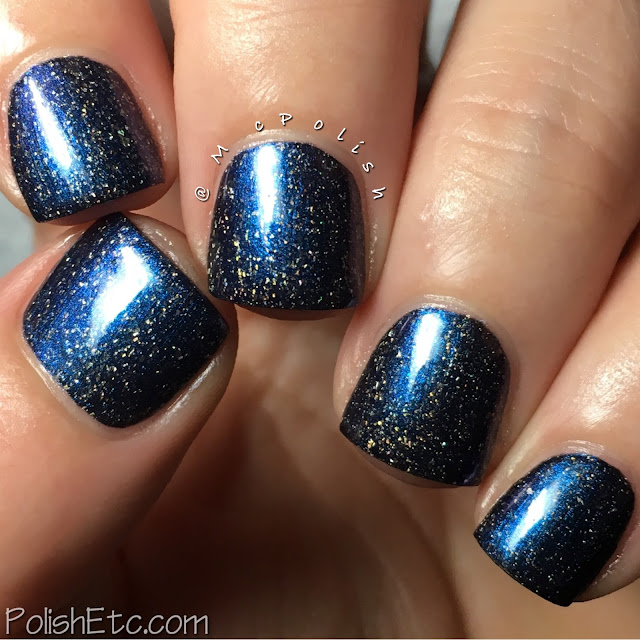 KBShimmer - Summer Vacation Collection - McPolish - I'm Onyx