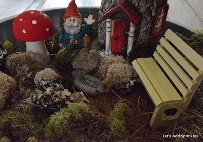 Hobby Lobby, Fairy Garden, Trolls, Mushroom