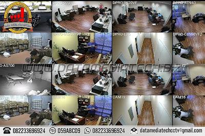 Hasil Rekaman CCTV