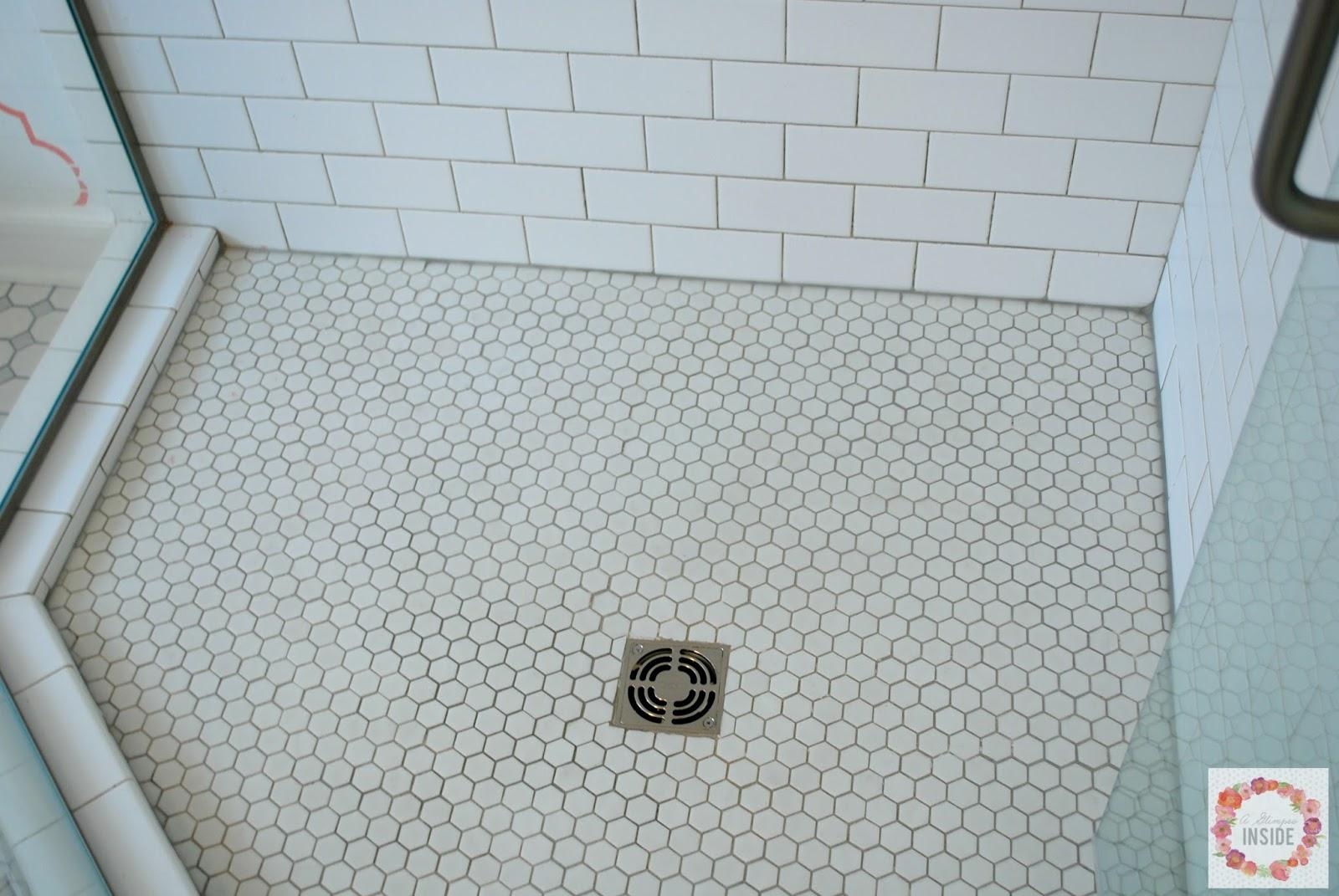 Master Bathroom Reveal | A Glimpse Inside