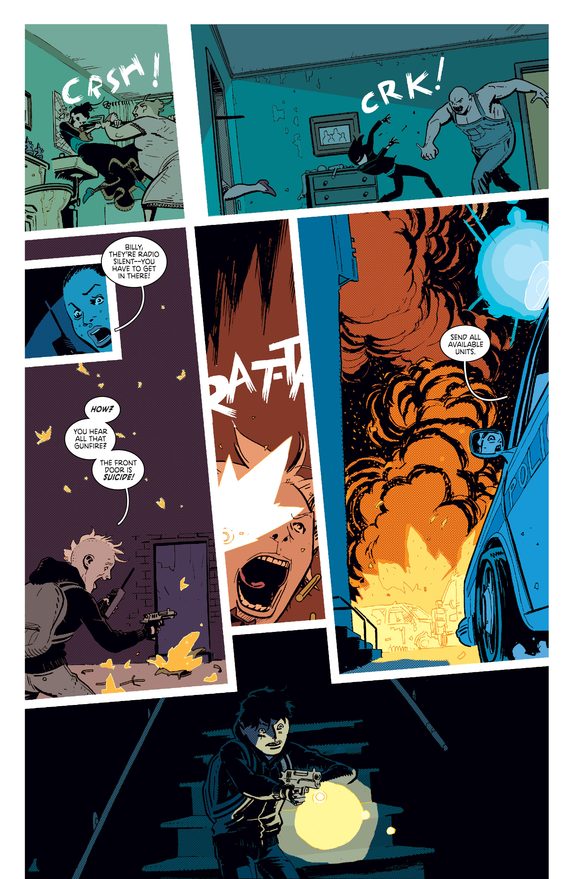 Read online Deadly Class comic -  Issue #11 - 10