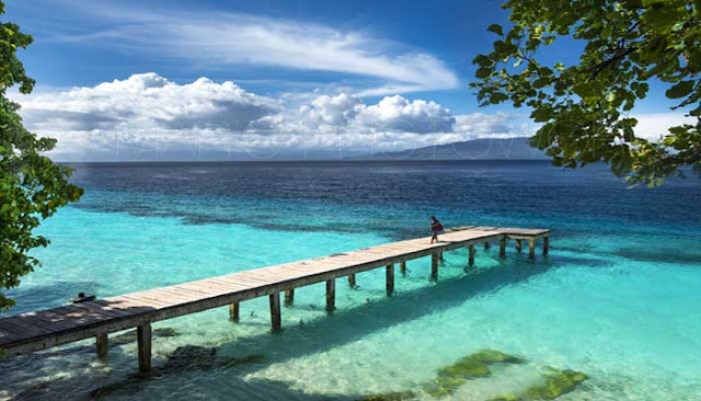 Nikmati Keindahan Pantai Liang Di Maluku Tengah NIKMATI KEINDAHAN PANTAI LIANG DI MALUKU TENGAH
