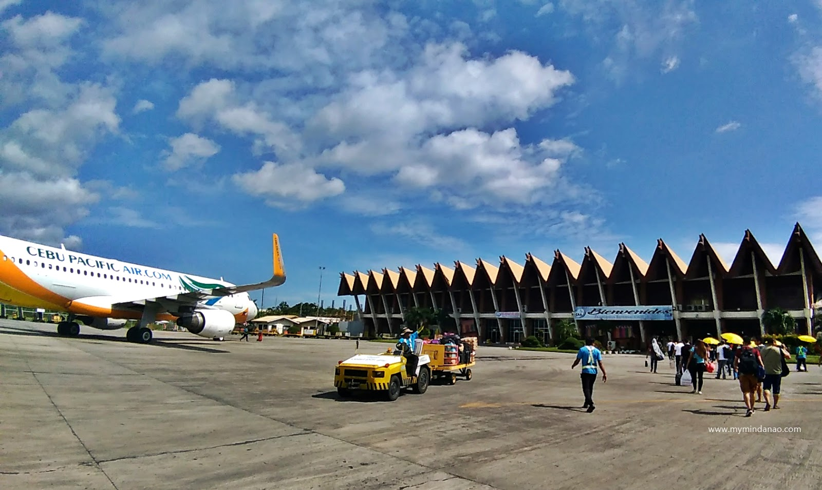 Cebu Pacific added more flights for Zamboanga - Tawi-Tawi route